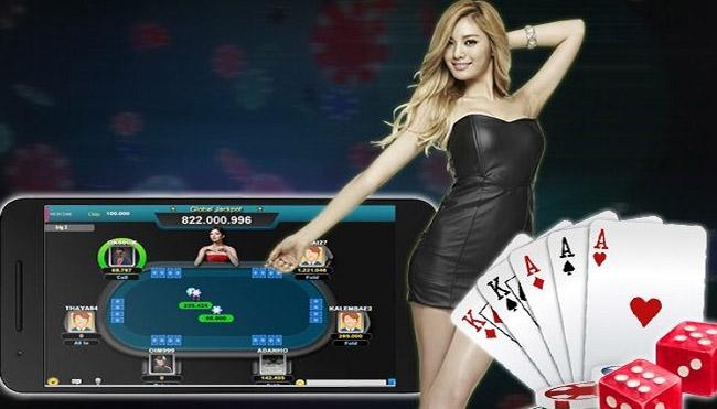 Stage of Playing Online Poker Gambling
